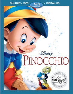 Pinocchio Signature Collection USED
