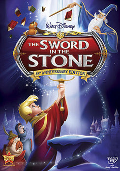 Sword in the Stone 45th Anniversary