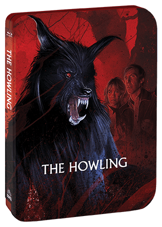 The Howling USED STEELBOOK DENTED