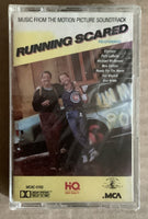 Running Scared Cassette Soundtrack SEALED