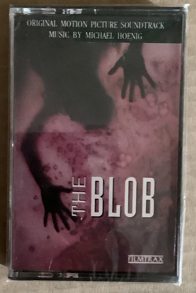 The Blob Remake Cassette Soundtrack SEALED