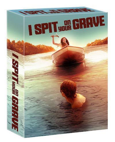 I Spit on Your Grave Collector's Edition (3 Disc Set)