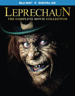 Leprechaun the Complete Movie Collection USED