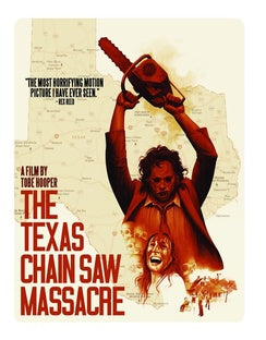 The Texas Chainsaw Massacre (Steelbook)