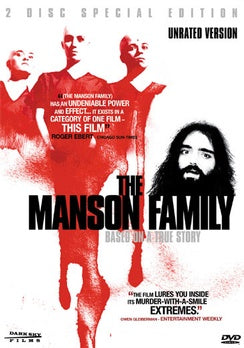 The Manson Family USED DVD