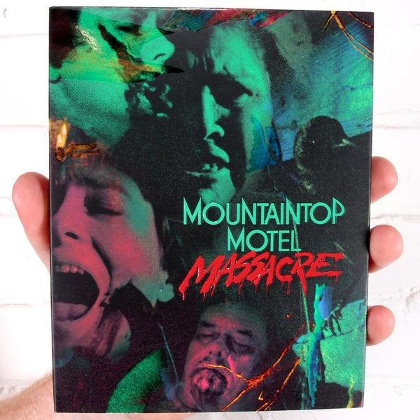 Mountaintop Motel Massacre w/SLIP