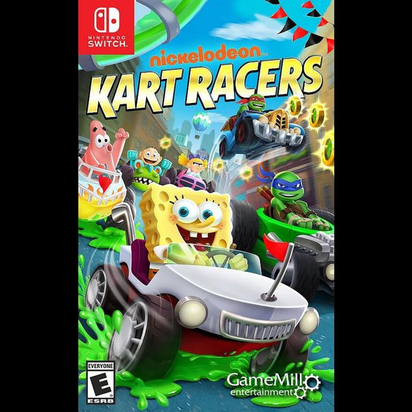 Nickelodeon Kart Racers (Loose) Nintendo Switch USED