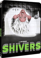 Shivers Steelbook REGION B