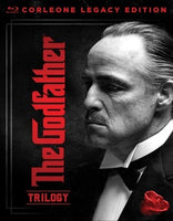 The Godfather Trilogy Corleone Legacy Edition USED