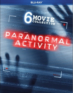 Paranormal Activity 6 Movie Collection USED