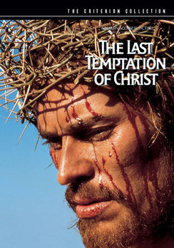 The Last Temptation of Christ USED DVD
