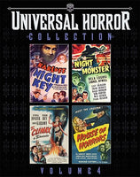 Universal Horror Collection Volume 4