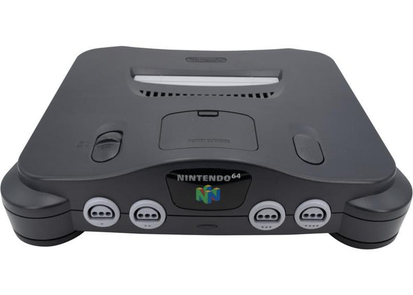 Nintendo 64 Console NO EXPANSION PACK