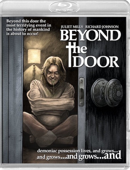 Beyond The Door USED w/SLIP