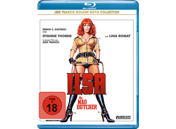 Ilsa the Mad Butcher REGION B