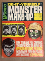 Famous Monsters Do It Yourself Monster Make-Up Handbook 1695