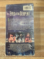 Eyes of the Serpent VHS