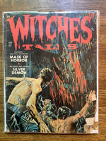 Witches' Tales June 1971