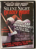 Silent Night Deadly Night USED DVD