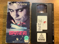 Dead End Drive-In VHS (New World Video)