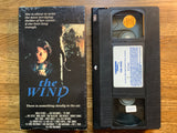 The Wind VHS (Lightning Video)