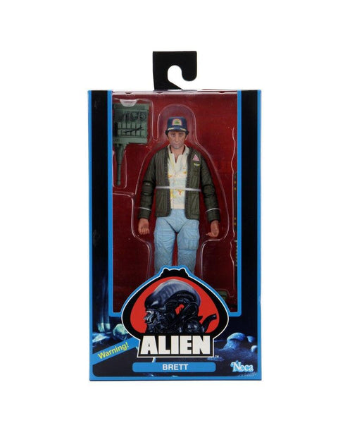 Alien 40th Anniversary Brett Figure