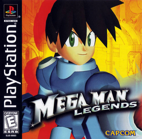 Mega Man Legends Playstation 1