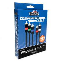 PS1/PS2/PS3 Component Cable