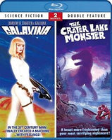 Galaxina/Crater Lake Monster USED