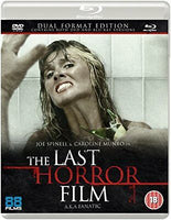 The Last Horror Film REGION B