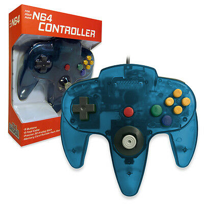 Nintendo 64 Controller - Turquoise