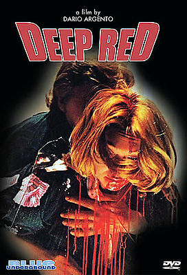 Deep Red USED DVD
