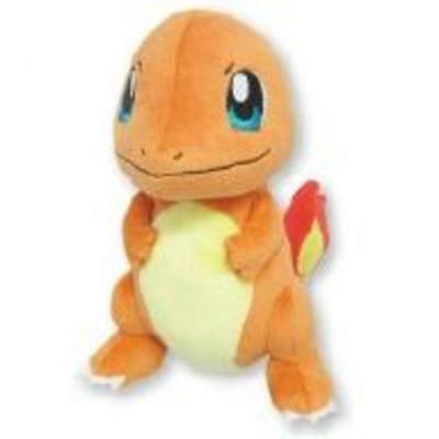 "Pokemon Charmander 7"" Plush"