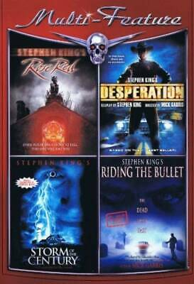 Stephen King Multi Feature USED DVD