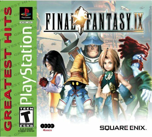 Final Fantasy IX NEW
