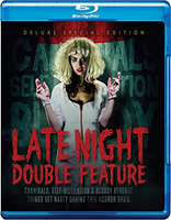 Late Night Double Feature #3 USED