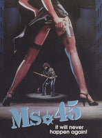 Ms. 45 USED DVD