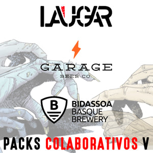 Pack Colaborativo V: Laugar vs Garage vs Bidassoa
