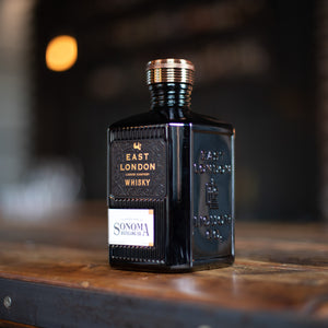 East London Liquor Collaboration Sonoma Distilling Whisky Detail
