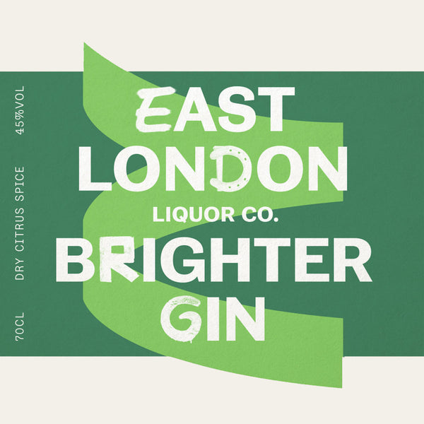 East London Liquor Brighter Gin