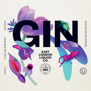 East London Liquor and Royal Botanic Gardens, Kew Gin