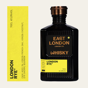 East London Liquor London Rye Whisky