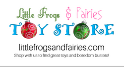 Little Frogs and Fairies