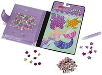 Melissa & Doug On the Go Sequin Art Craft Activity Set
