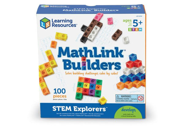 STEM Explorers™ MathLink® Builders
