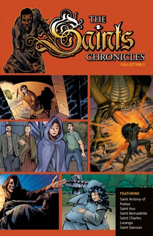 The Saint Chronicles Collection 3