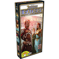 Leaders | 7 Wonders Expansion