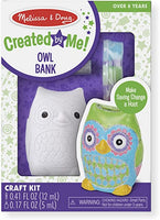 Created by Me! Owl Bank