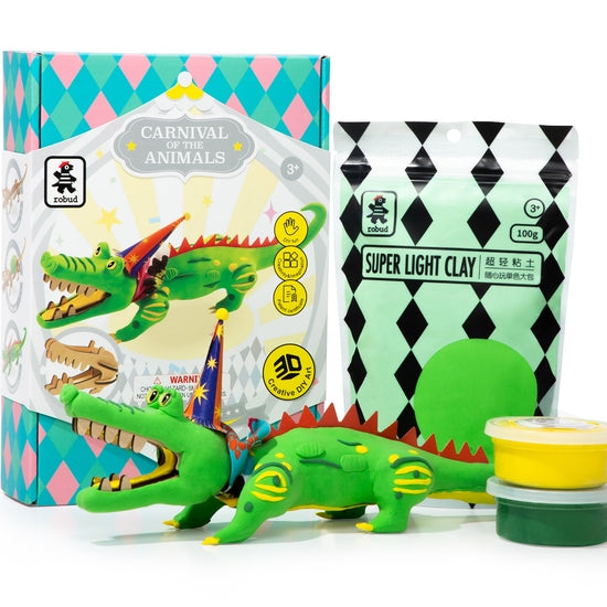 Pixie Crocodile | Carnival of the Animals