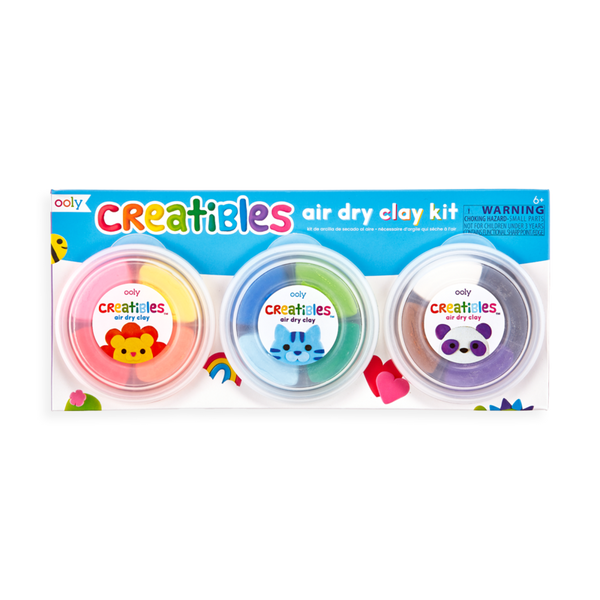 Creatibles | Air Dry Clay Kit
